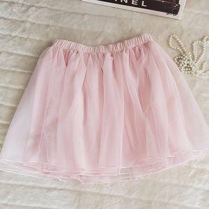Abercrombie Tulle Skirt